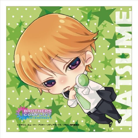 Image for Brothers Conflict - Asahina Natsume - Mini Towel - Towel (Contents Seed)