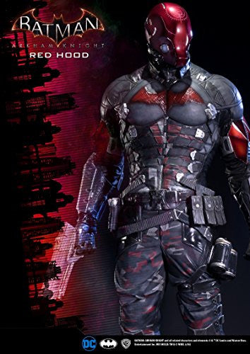 Image 10 for Batman: Arkham Knight - Red Hood - Museum Masterline Series MMDC-09 (Prime 1 Studio)
