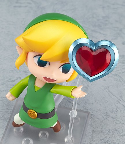 Image 4 for Zelda no Densetsu: Kaze no Takt - Link - Nendoroid #413 (Good Smile Company)