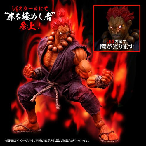 Image 9 for Super Street Fighter IV: Arcade Edition - Gouki - 1/6 (Kidslogic)