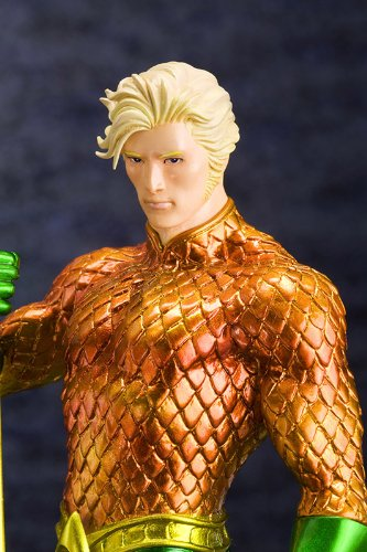 Image 2 for Justice League - Aquaman - DC Comics New 52 ARTFX+ - 1/10 (Kotobukiya)