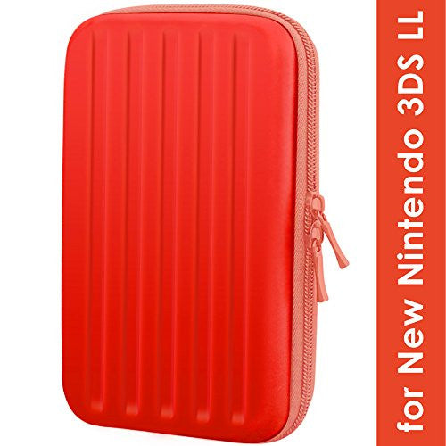 Image 2 for Trunk Case for New 3DS LL (Red)