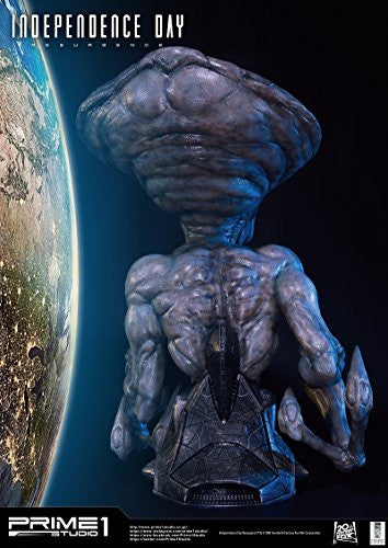 Image 11 for Independence Day: Resurgence - Alien - Bust - Life-Size Bust LSIDR-01 - 1/1 (Prime 1 Studio)
