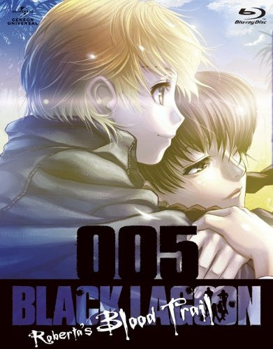 Image 3 for OVA Black Lagoon Roberta's Blood Trail 005 Last Volume