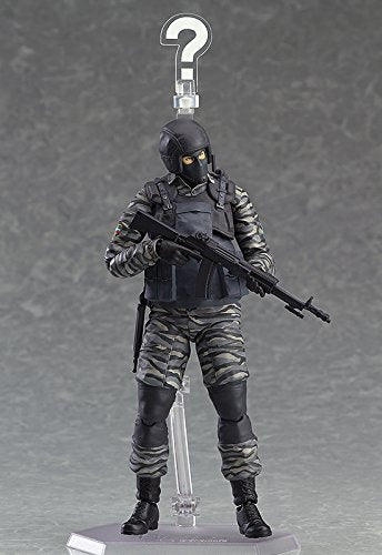 Image 4 for Metal Gear Solid 2: Sons of Liberty - Figma #298 - Gurlukovich Army Soldiers (Max Factory)