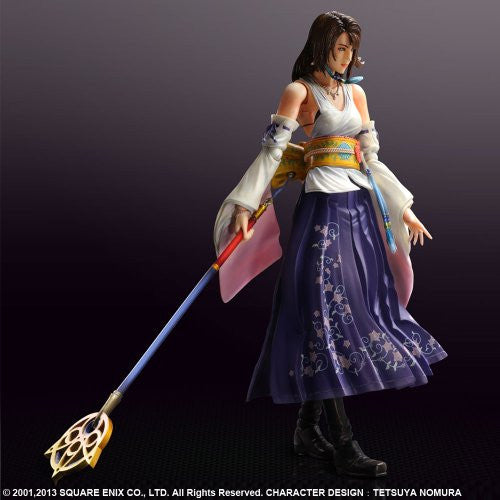 Image 4 for Final Fantasy X - Yuna - Play Arts Kai (Square Enix)