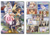 Thumbnail 1 for Outbreak Company - Moeru Shinryakusha - Kanou Shinichi - Myucel Foaran - Petralka Anne Eldante III - Kogunuma Minori - Elvia Hanaiman - Clear Poster (Dezaegg)