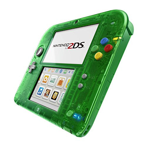 Nintendo 2DS Pokémon Green Limited Edition
