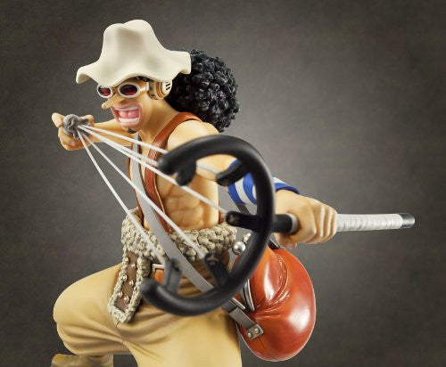 "Image 10 for One Piece - Usopp - Excellent Model - Portrait Of Pirates ""Sailing Again"" - 1/8 - Timeskip (MegaHouse)"