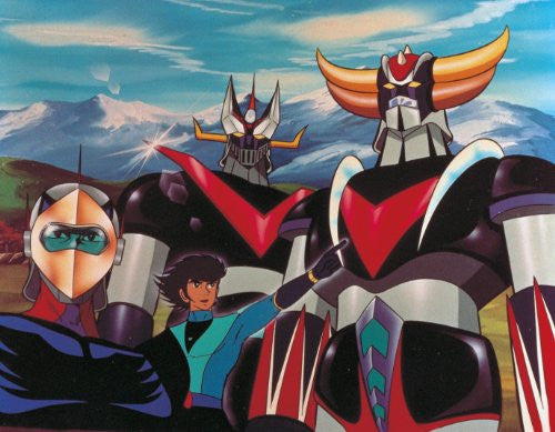 Image 9 for Mazinger The Movie Blu-ray 1973-1976 [Limited Edition]