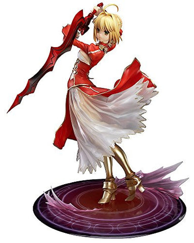 Image for Fate/EXTRA - Saber EXTRA - 1/7 (Good Smile Company)
