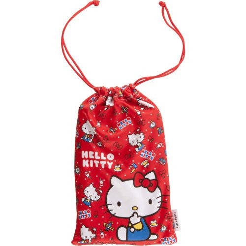 Image 3 for Hello Kitty Pouch for 3DS LL (Red)