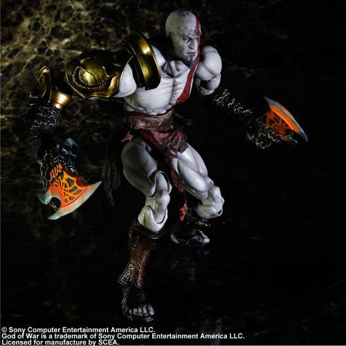 Image 2 for God of War - Kratos - Play Arts Kai (Square Enix)