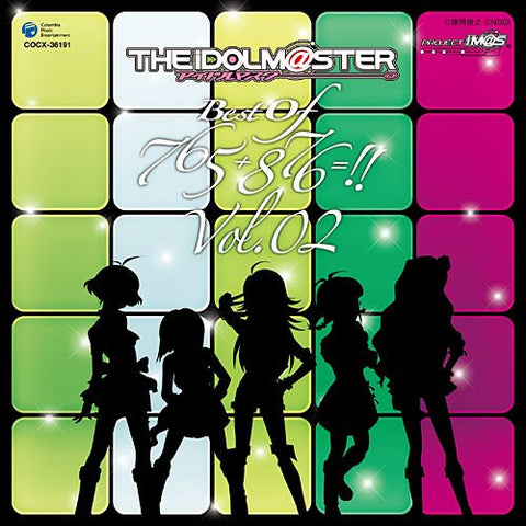 Image for THE iDOLM@STER BEST OF 765+876=!! Vol.2