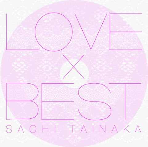 Image for LOVE x BEST / Sachi Tainaka [Limited Edition]
