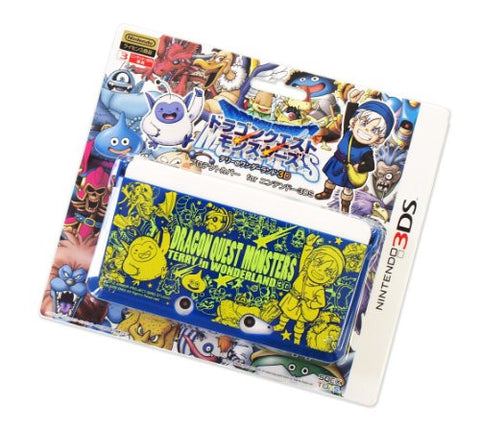 Image for Dragon Quest Monsters Terry no Wonderland 3D Protect Case for Nintendo 3DS