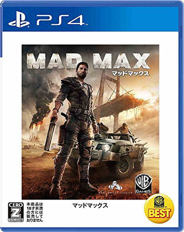 Image for Mad Max (Warner the Best)