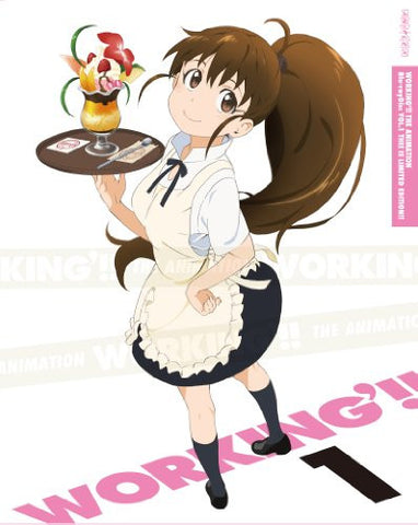 Image for Working Vol.1 [Blu-ray+CD Limited Edition]
