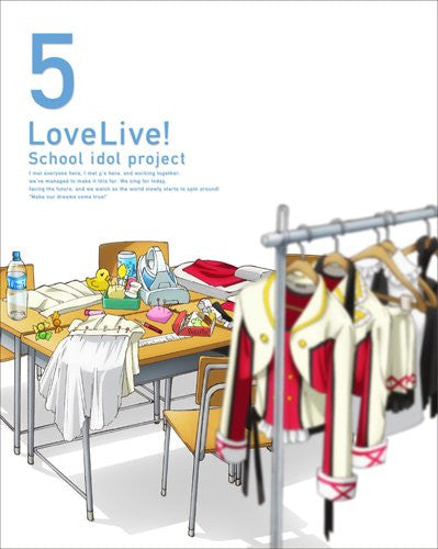 Image 2 for Love Live 2nd Season 5 [Limited Edition]