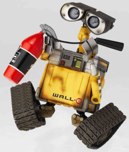 Image 4 for WALL-E - Revoltech - Revoltech Pixar Figure Collection - 2 (Kaiyodo Pixar The Walt Disney Company)
