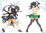 Thumbnail 6 for Senran Kagura Burst Crimson Girls Perfect Bible + Illustration Book Burst / 3 Ds