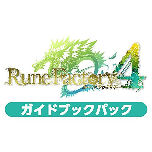 Image 1 for Rune Factory 4 [Guidebook Pack]
