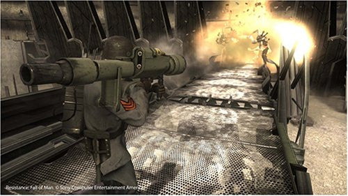 Image 4 for Resistance: Fall of Man (PlayStation3 the Best)