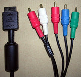 PlayStation2 Component AV Cable - 1