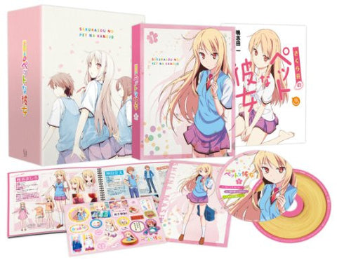 Image for Sakurasou No Pet Na Kanojo Vol.1