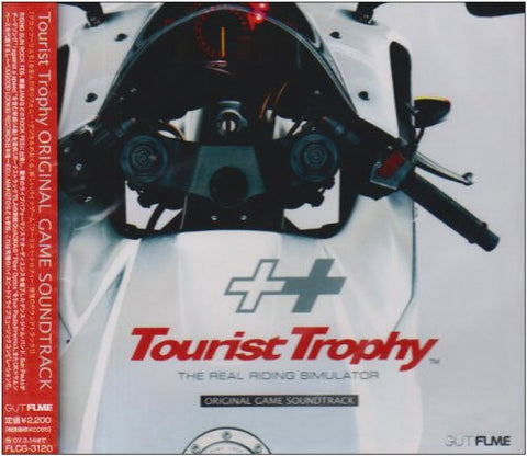 Image for Tourist Trophy Original Game Soundtrack