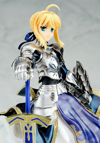 Image 5 for Fate/Stay Night - Saber - 1/8 - Armor Version (Gift)