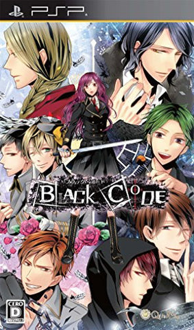 Image for Black Code