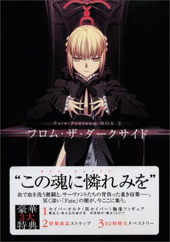 Image for Fate/Hollow Ataraxia   Fate Fantasm Box 2   From The Dark Sid Eecial Appendix, Comic A La Carte)