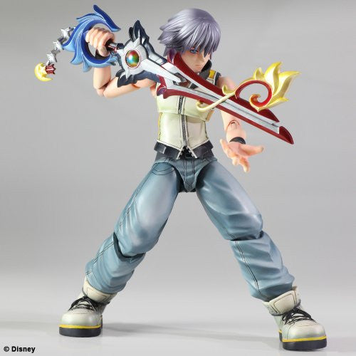 Image 7 for Kingdom Hearts 3D: Dream Drop Distance - Riku - Play Arts Kai (Square Enix)