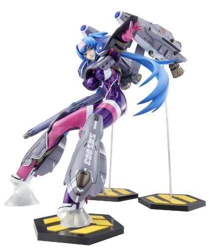 Image 2 for Macross Frontier - Klan Klang - Excellent Model - Armored ver. (MegaHouse)