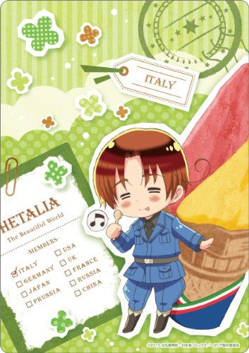 Image 1 for Hetalia The Beautiful World - Northern Italy (Veneziano) - Mousepad (Gift)