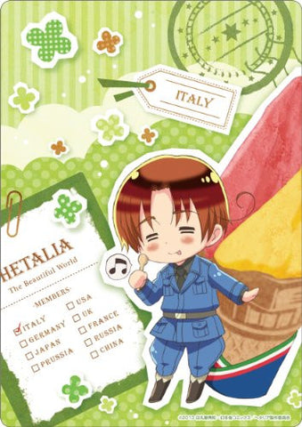 Image for Hetalia The Beautiful World - Northern Italy (Veneziano) - Mousepad (Gift)