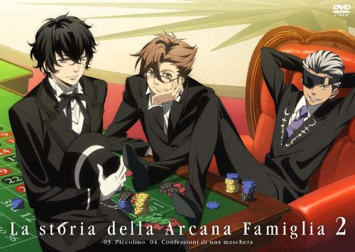 Image 1 for La Storia Della Arcana Famiglia Vol.2 [DVD+CD Limited Edition]