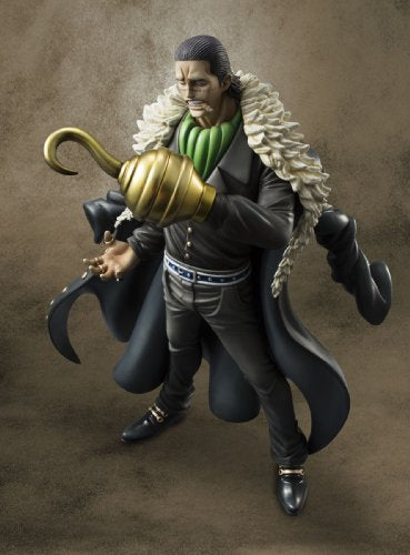 Image 5 for One Piece - Sir Crocodile - Excellent Model - Portrait Of Pirates EX - 1/8 - Repaint Ver. (MegaHouse)