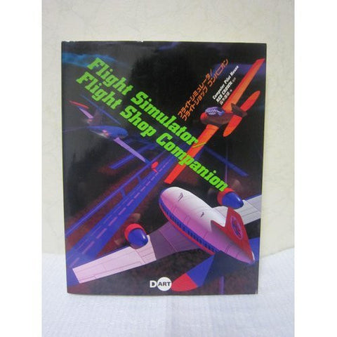 Image for Flight Simulator Flight Shop Companion Guide Book / Windows