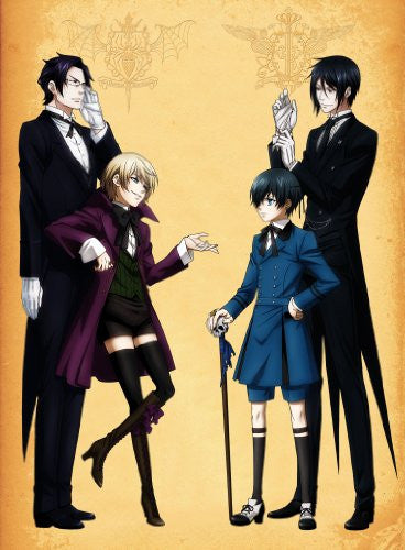 Image 1 for Black Butler II / Kuroshitsuji Vol.7 [Limited Edition]
