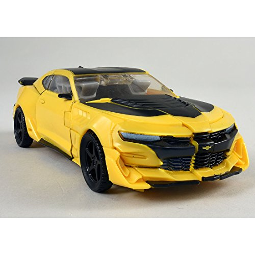 Image 2 for Transformers: The Last Knight - Bumble - Transformers Movie TLK-22 - New Bumblebee (Takara Tomy)