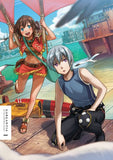 Thumbnail 4 for Gargantia On The Verdurous Planet / Suisei No Gargantia Blu-ray Box Vol.1 [Limited Edition]