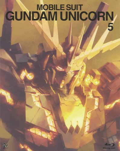 Image 1 for Mobile Suit Gundam Unicorn Vol.5 [Gundam 35th Anniversary Encore Limited Edition]