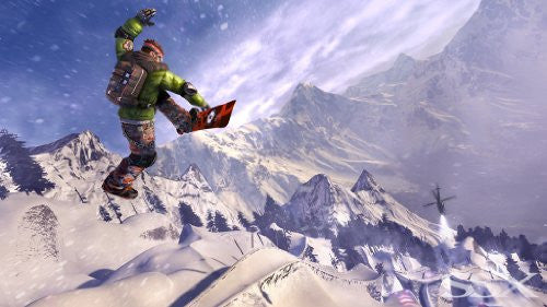 Image 2 for SSX (EA Best Hits)