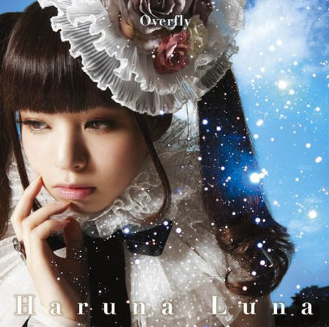 Image for Overfly / Luna Haruna [Limited Edition]