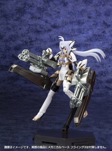 Image 11 for Xenosaga Episode III: Also sprach Zarathustra - KOS-MOS - 1/12 - Ver.4, Extra Coating Edition (Kotobukiya)
