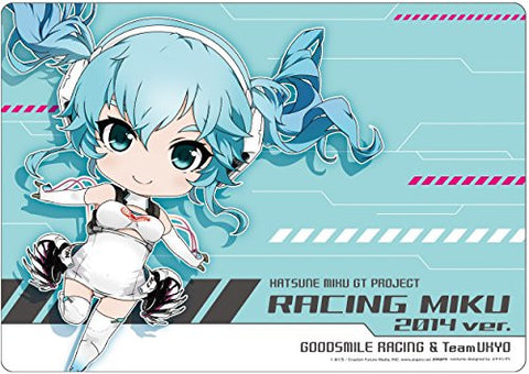 Image for GOOD SMILE Racing - Vocaloid - Hatsune Miku - Mousepad - Racing 2014 (Gift)
