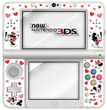 Thumbnail 2 for Protection Filter Decoration Seal Set for New Nintendo 3DS (Mickey & Minnie)