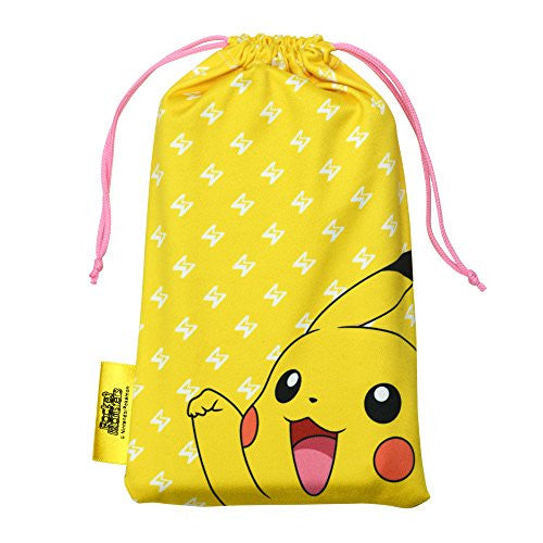 Image 6 for Pokemon Cleaner Pouch for New 3DS LL (Pikachu)